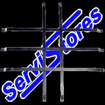 Pi ces pour porte de garage mpm699202 servistores - Store anti effraction ...