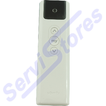 Télécommande Somfy TELIS 1 IO PURE - SO1810658 - 1810658