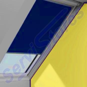 store chassis de toit velux filveluxu04bleu servistores. Black Bedroom Furniture Sets. Home Design Ideas