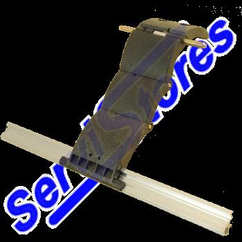Verrou automatique volet roulant zh845 servistores - Tablier volet roulant pvc ...