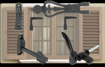 pi ces d tach es volet battant servistores. Black Bedroom Furniture Sets. Home Design Ideas