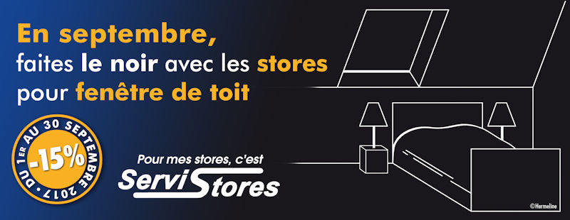 Promotion 15 Sur Les Stores Occultants De Fenêtre De Toit Servistores